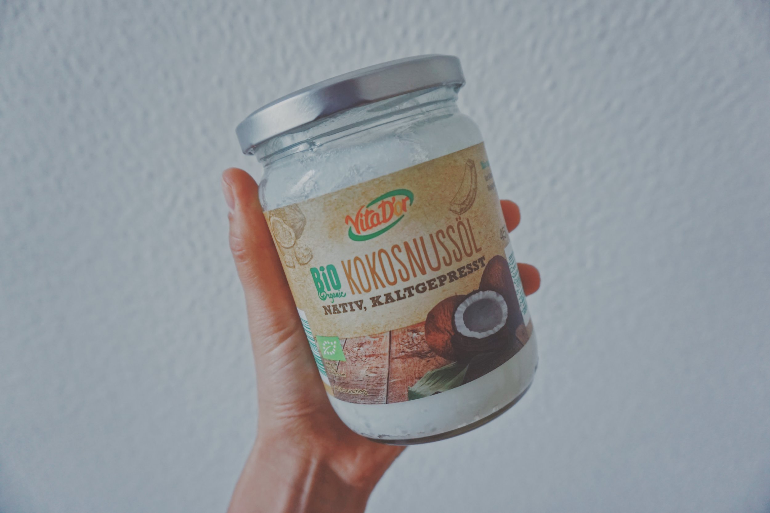 organic coconut oil germany