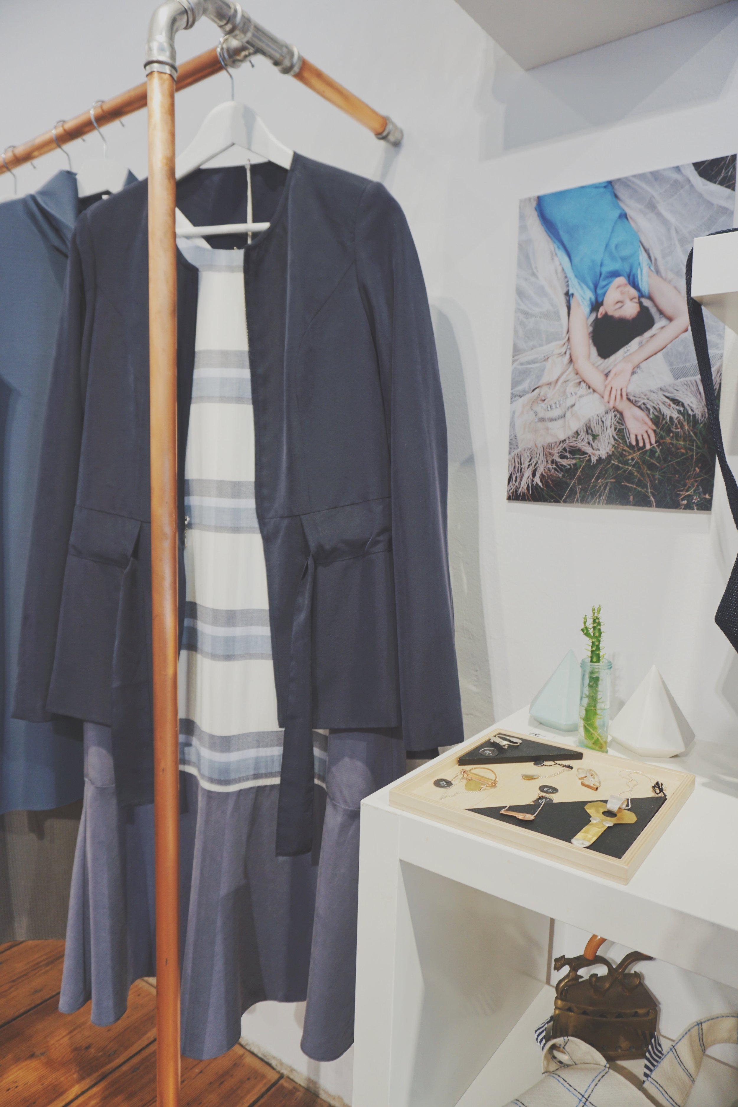 Jacket - fashion - minimalist by Maqu - Berlin fashion