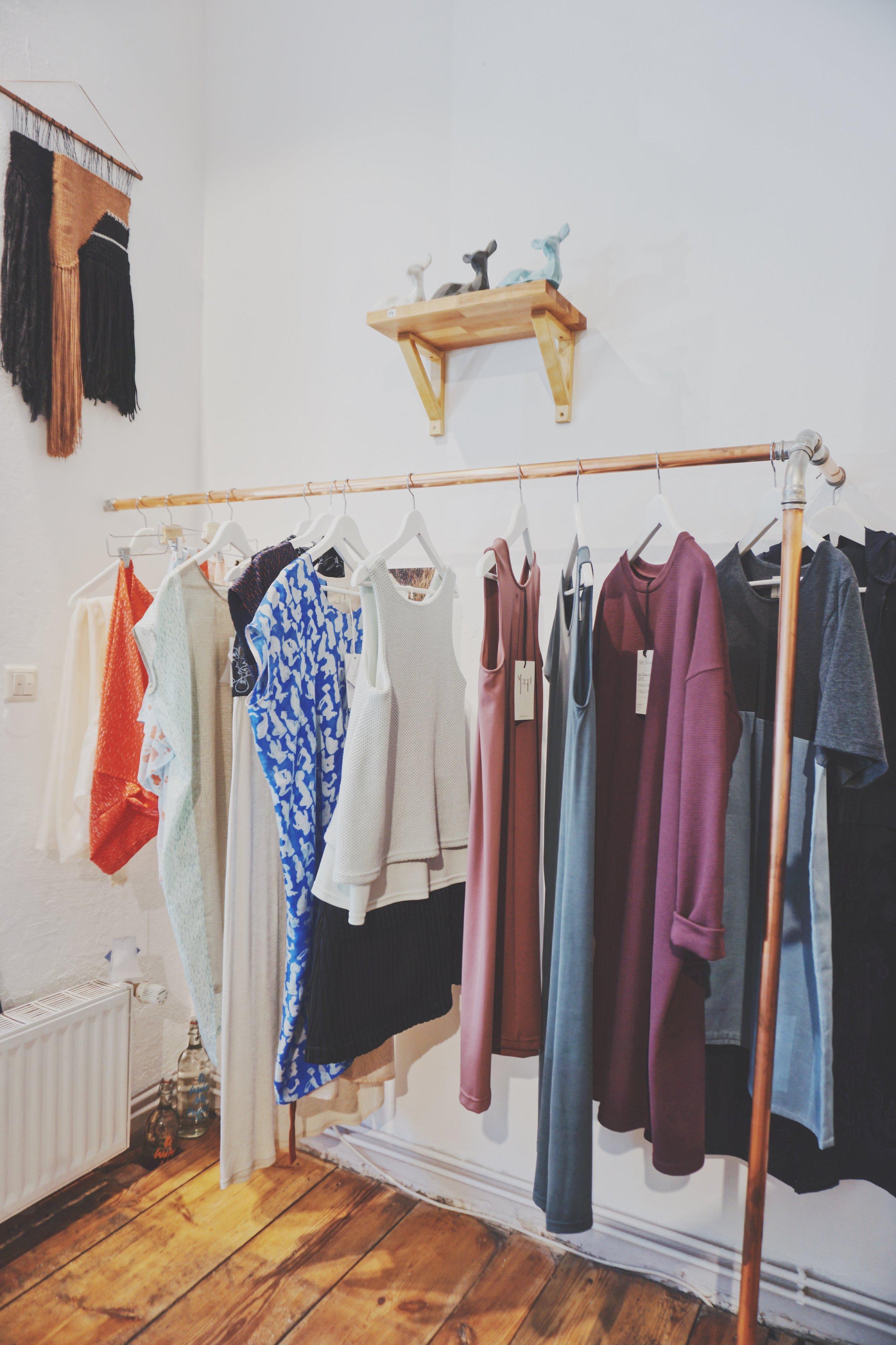clothing in Berlin
