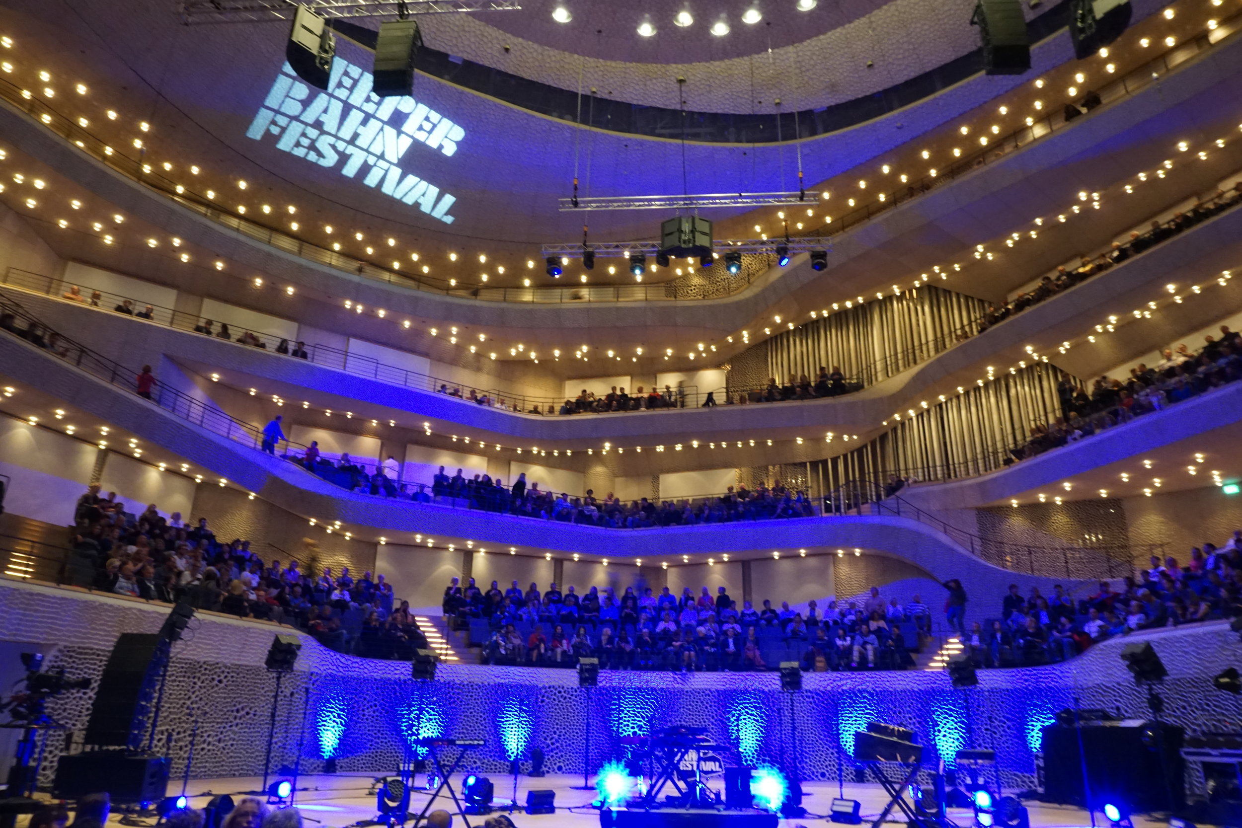 Elbphilharmonie Main Performance Hall