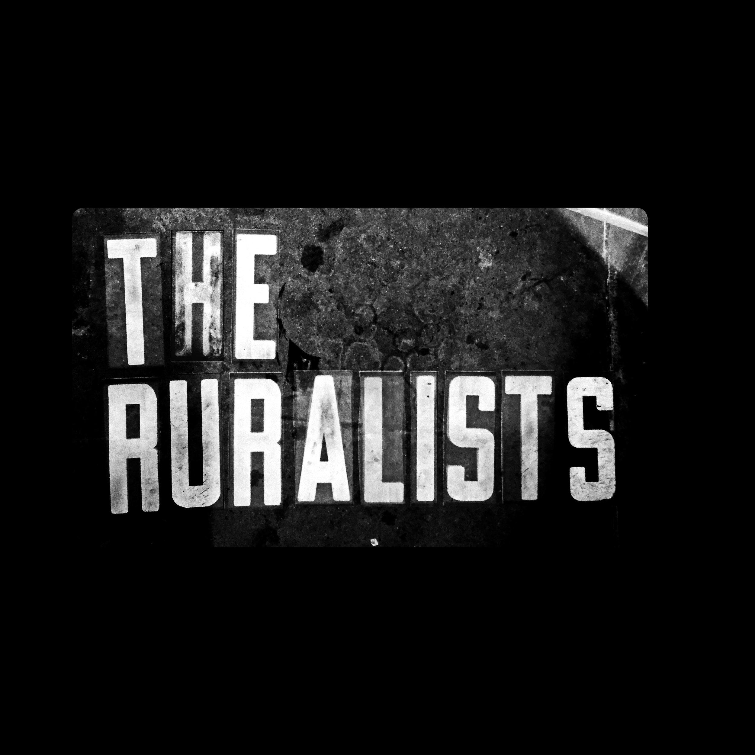 Lyrics — The Ruralists on maps art, maps food, maps photography, maps design,
