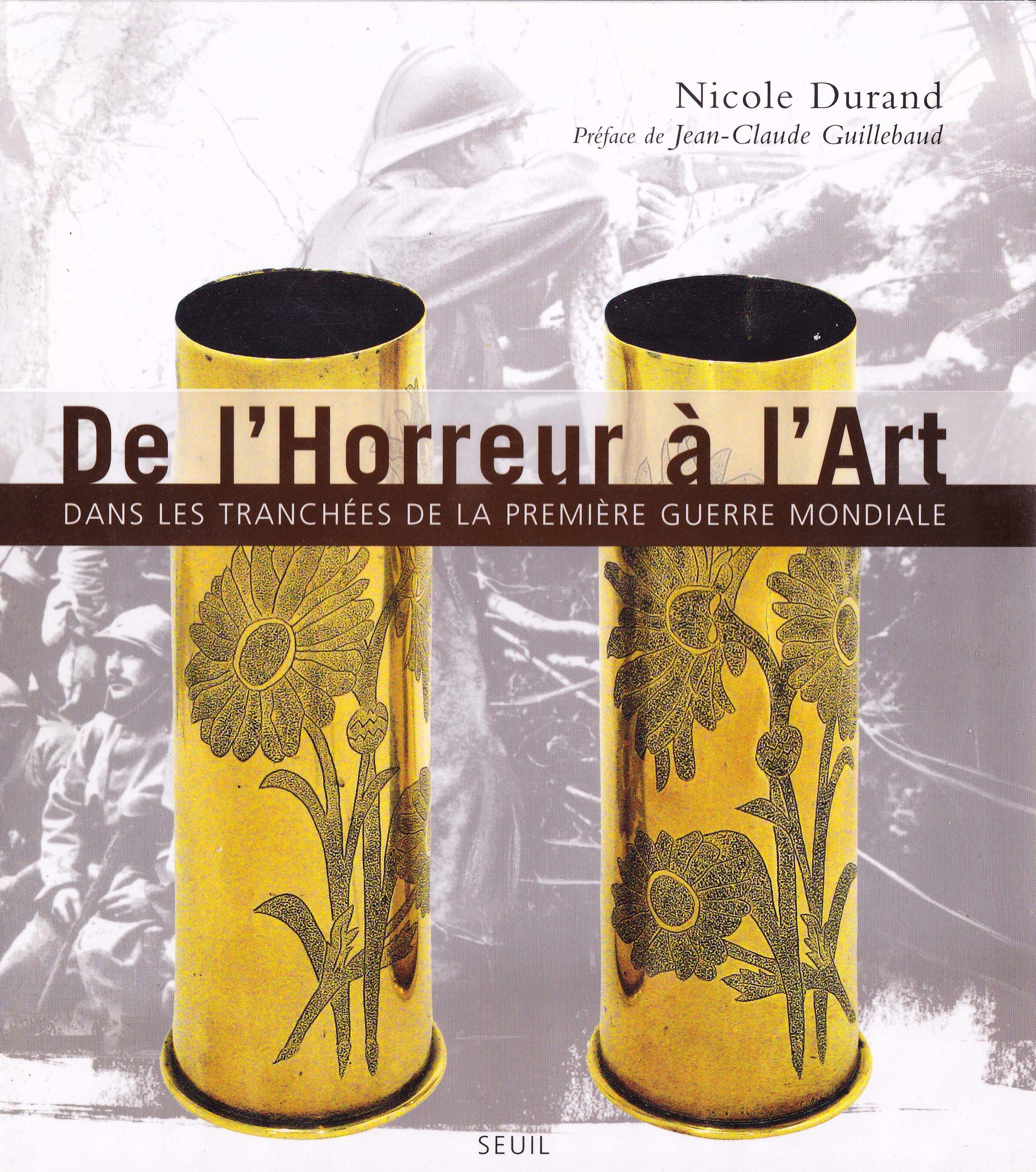 De l'Horreur a l'Art By Nicole Durand.jpg
