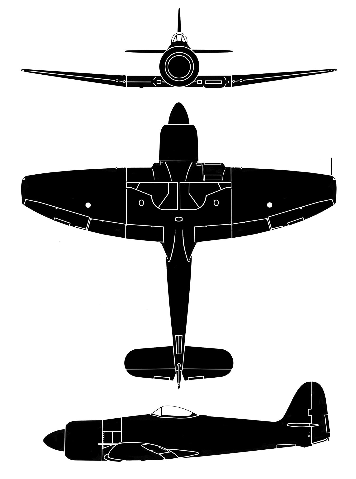 Hawker Sea Fury F MK 10