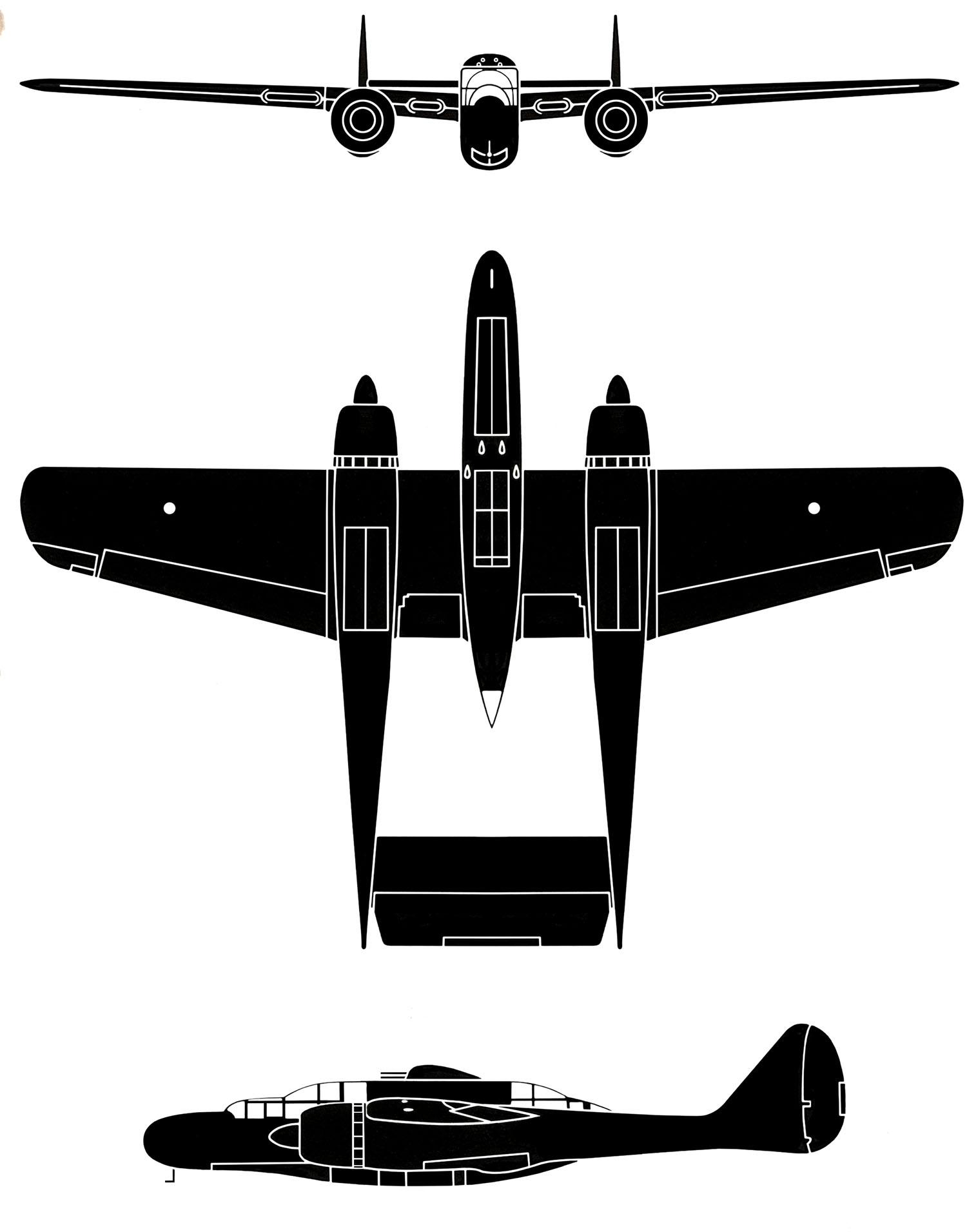 P-61 Blackwidow
