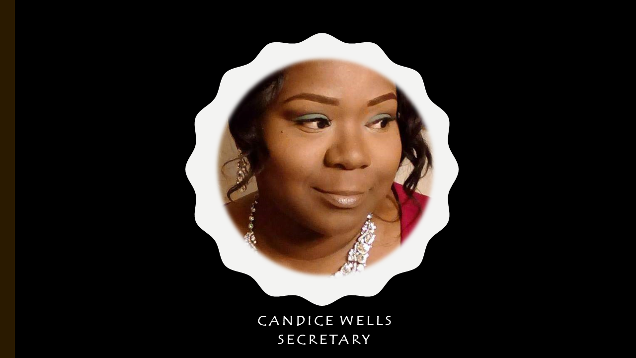Meet Candice - Candice is the Secretary for Filing Tummies. She is the mother of 2, and works for the Oklahoma Housing Finance Agency (OHFA). She organizes events and makes everything run smoothly.