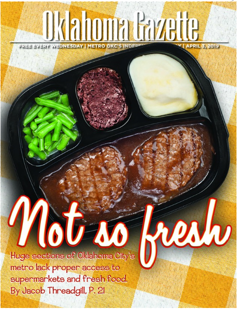 Filling Tummies featured in the cover story. Click link to see the full text story.  https://www.okgazette.com/oklahoma/cover-filling-gaps/Content?oid=5971356