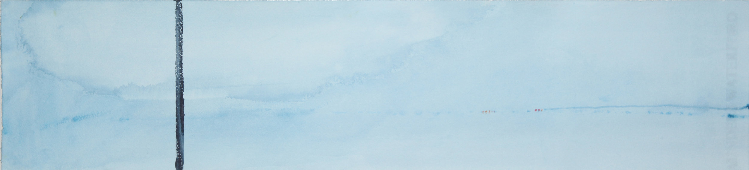 Untitled (Blue horizon)