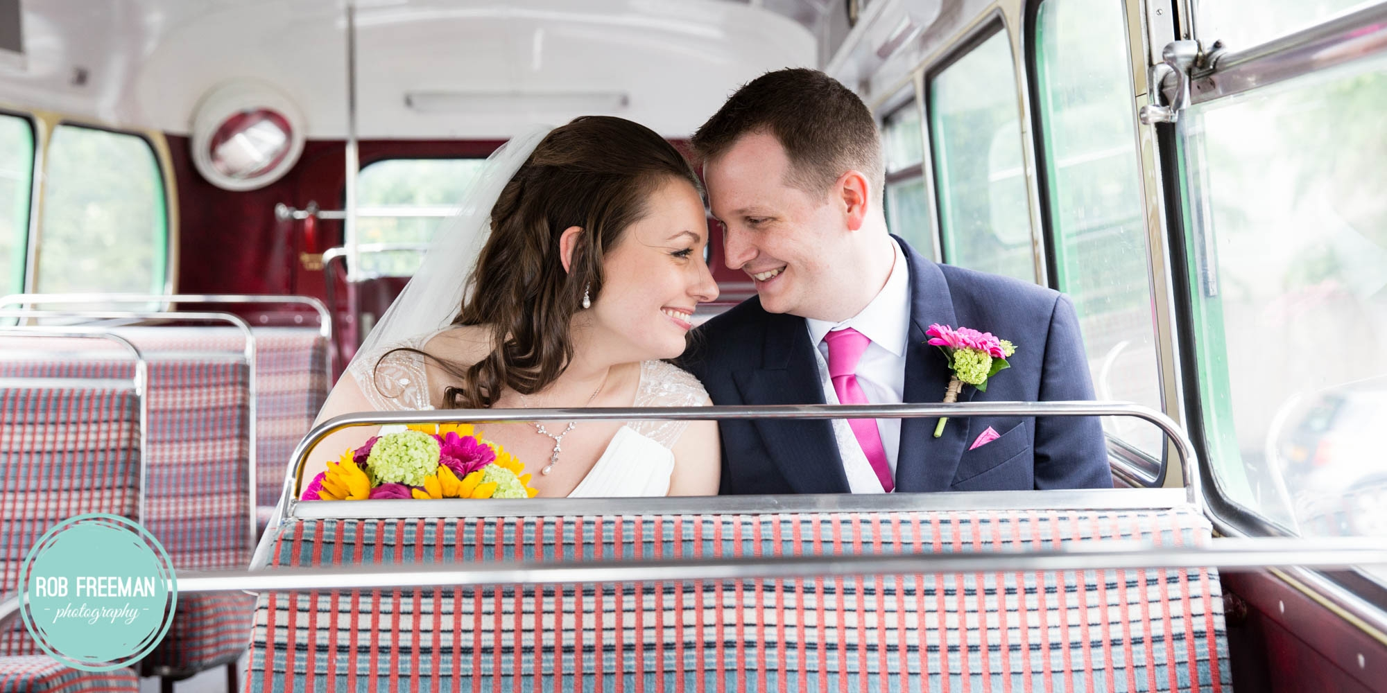 home-wedding-photographer-yorkshire-london-bus