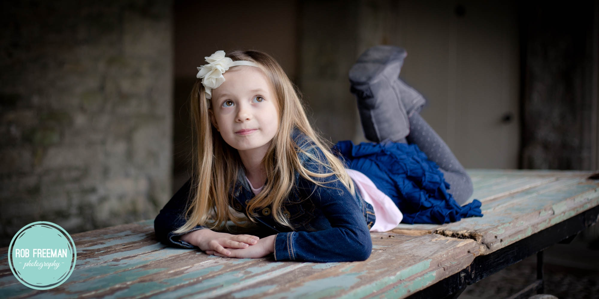 Yorkshire chidren's portrait photographer
