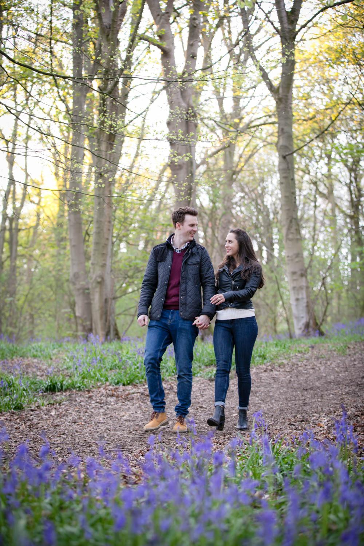 ilkley-moor-cow-and-calf-bluebells-pre-wedding-shoot