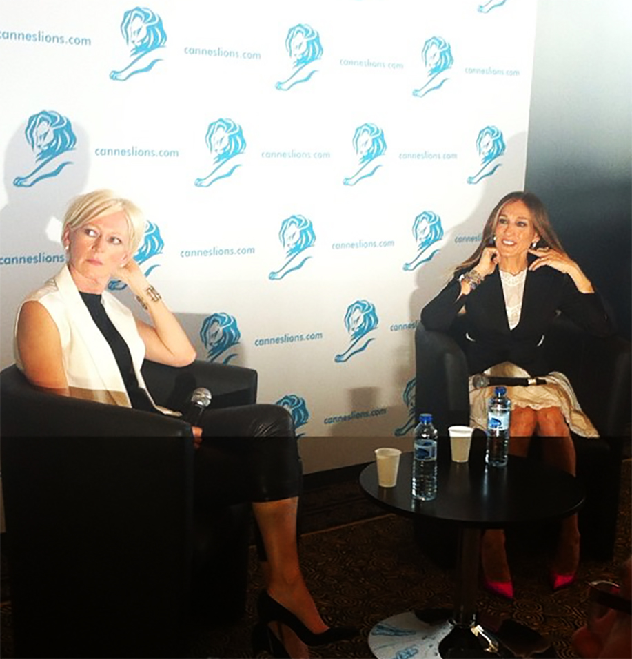 Press Conference with Sarah Jessica Parker & Joanna Coles