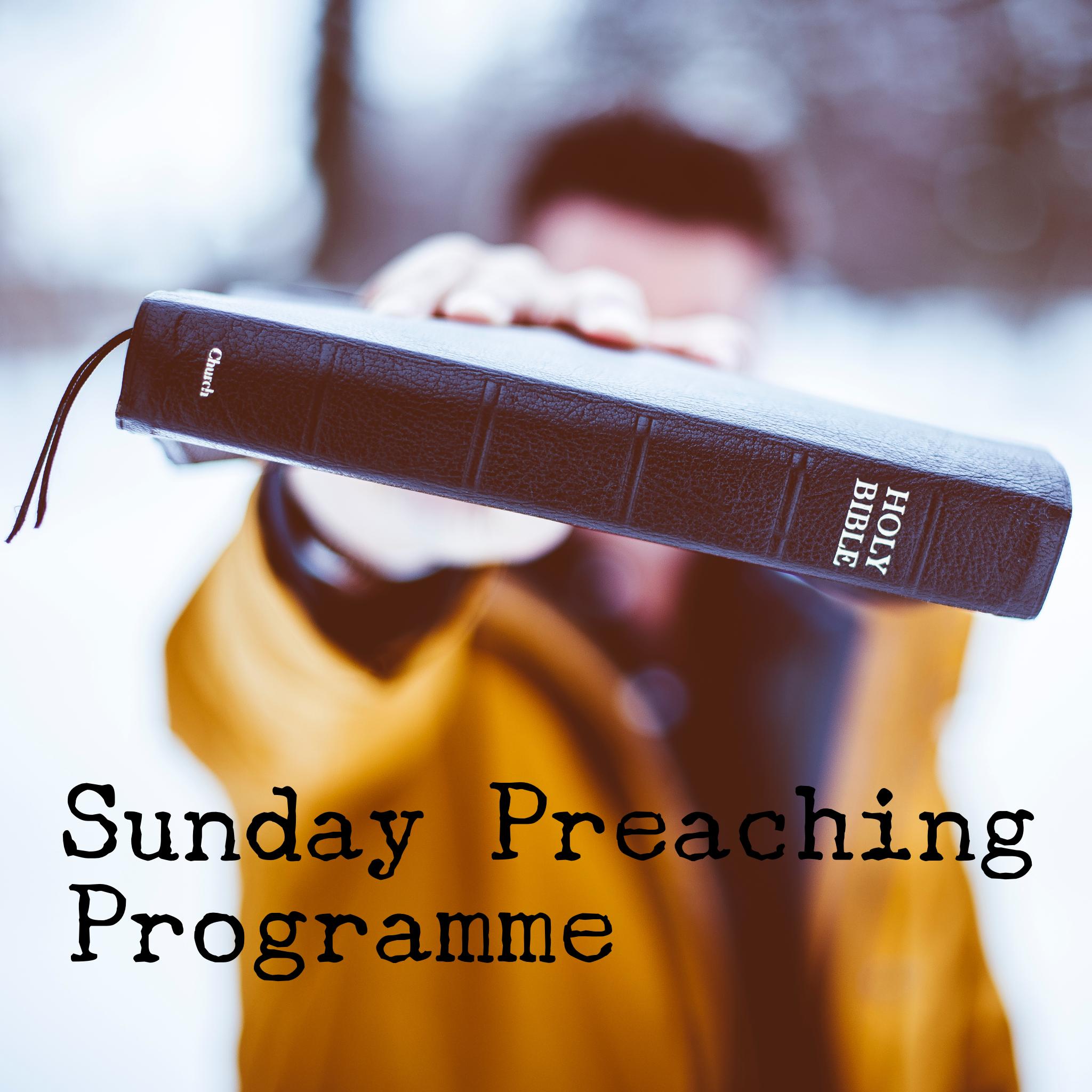 Sunday Preaching Program