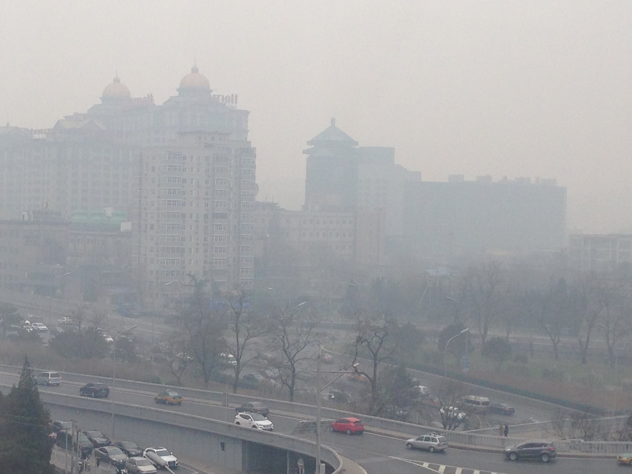 """Red Alert"" smog day closes schools across the capital"