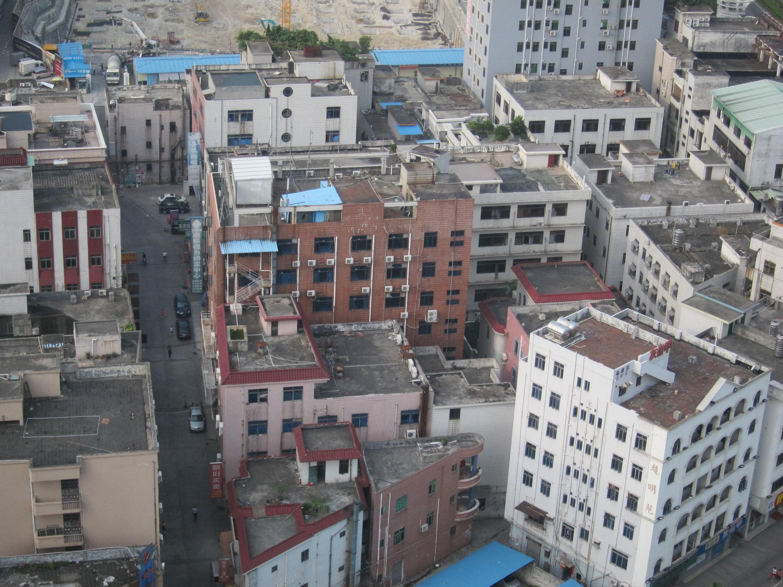 Shenzhen factories