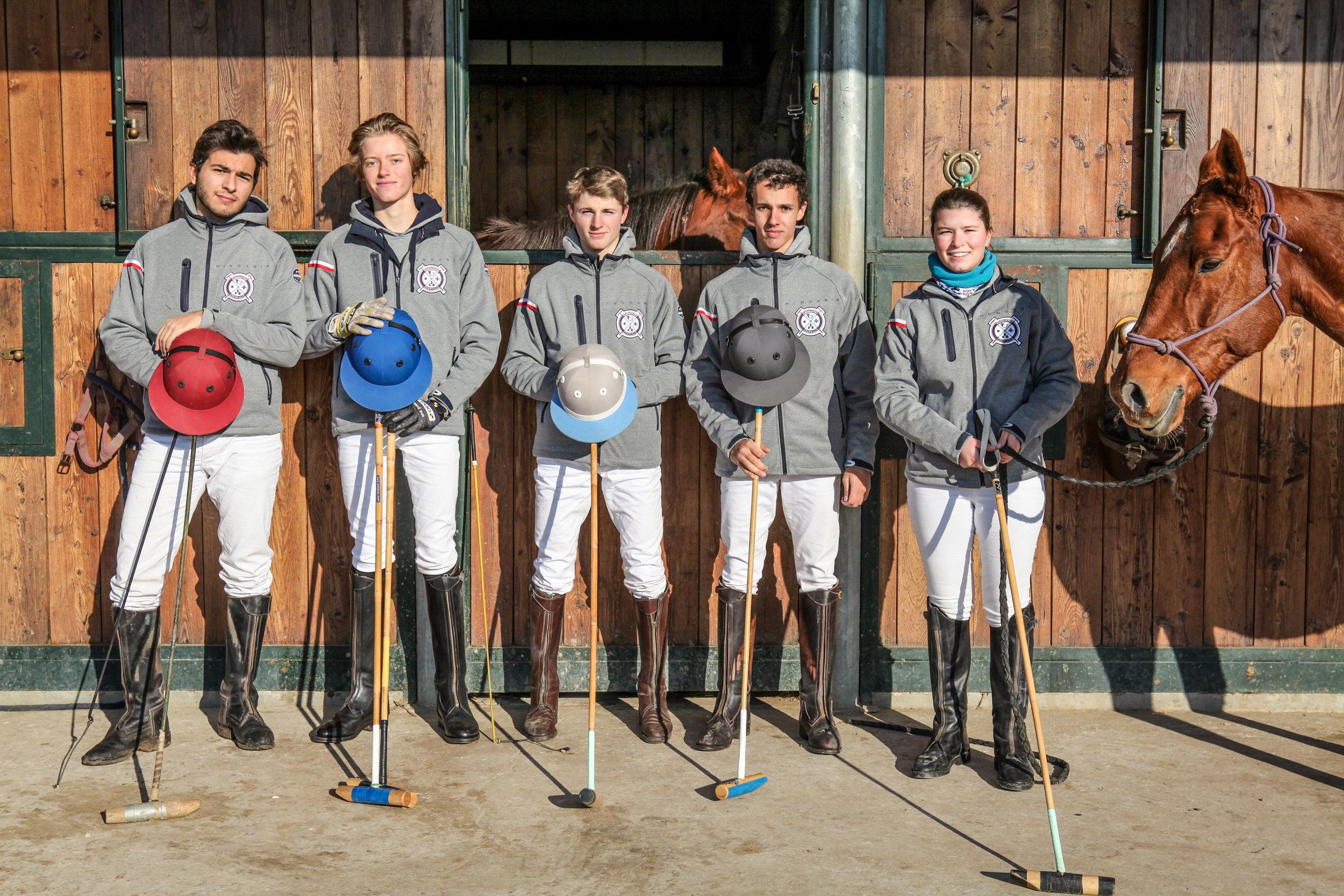 Académie de polo du Polo Club du Domaine de Chantilly   Polo Academy at Chantilly Polo Club