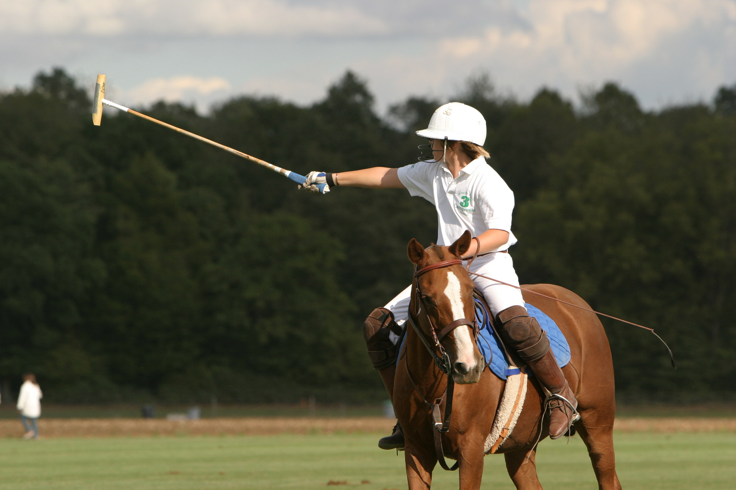 Polo Club du Domaine de Chantilly Poney Polo