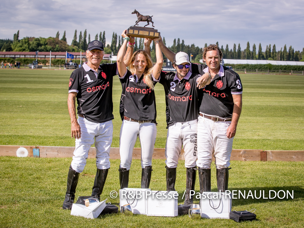 ASMARA victorieux en 2017 !