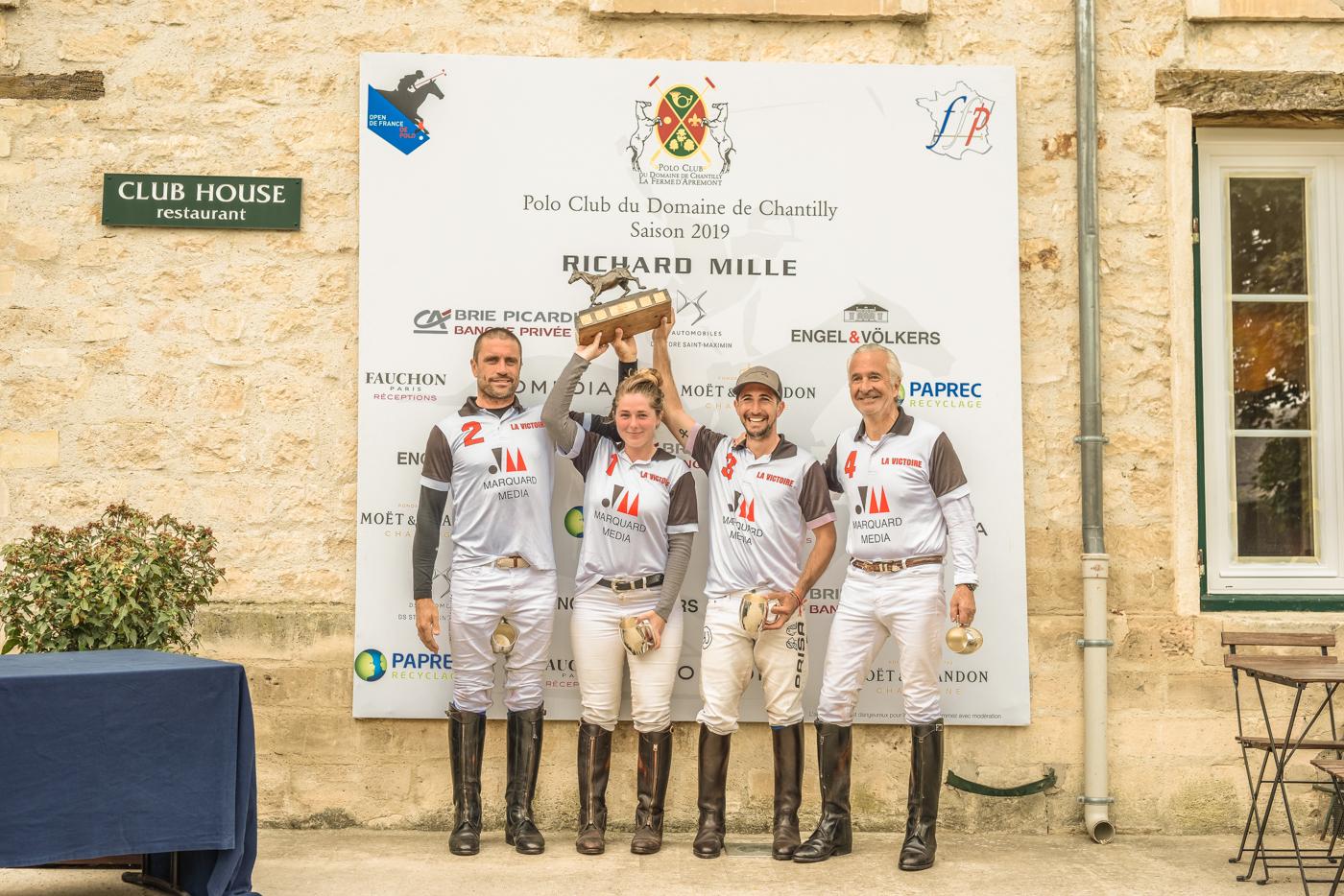 Coupe PGH 2019 Marquard Media remporte la victoire 10-7 face à Novis Polo Team - Honneur 1 ce dimanche 19 mai - best Pony #horseware Alcalina de  @martincitoaguerre   @losmachitospolo