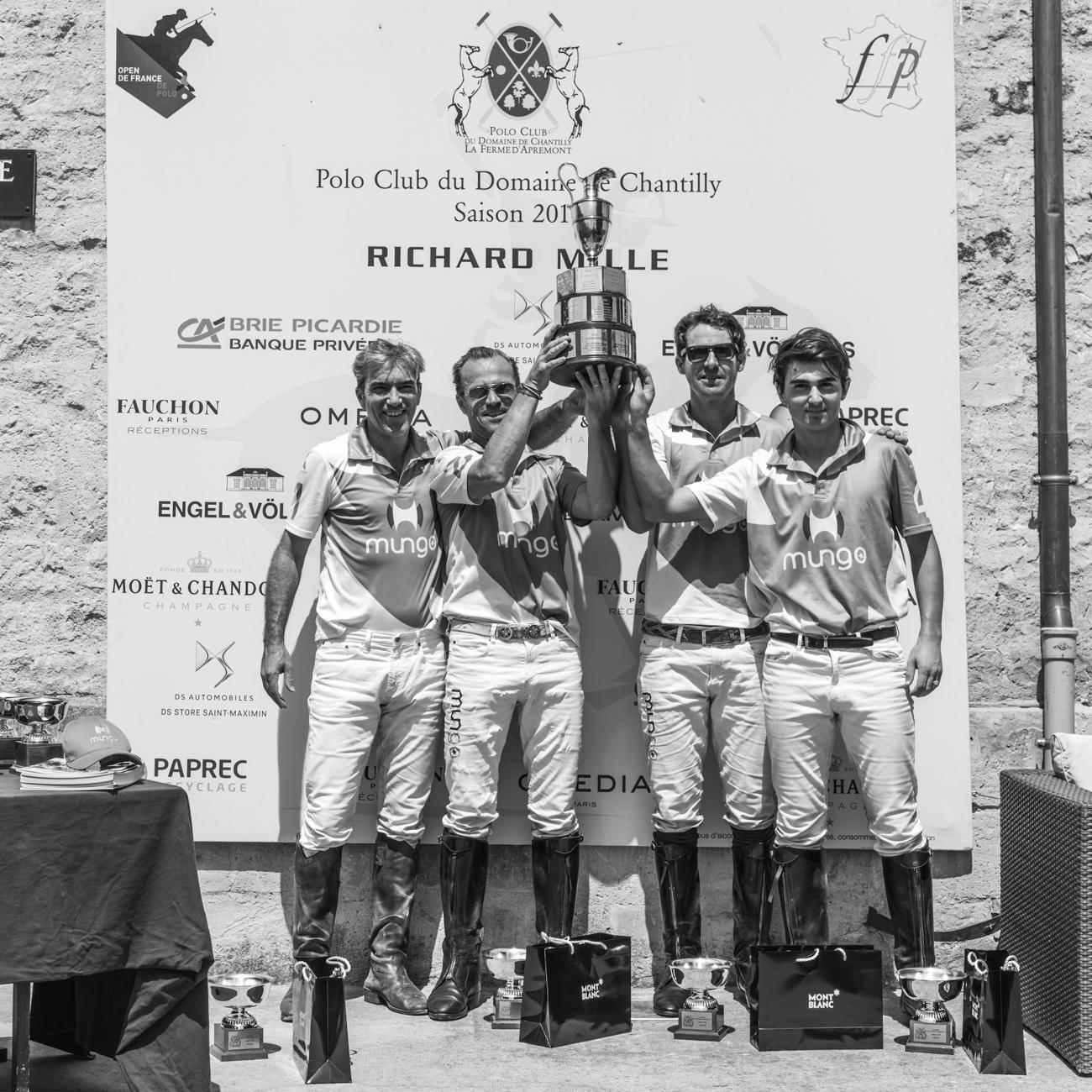 12H00 TROPHEE DE LA HAUTE POMMERAYE MUNGO / JIVARO HORSE HEDGE Terrain N°1    Mungo sacré champion du Trophée de la Haute Pommeraye emmené par Brieuc Rigaux et MENSANA Best PONEY