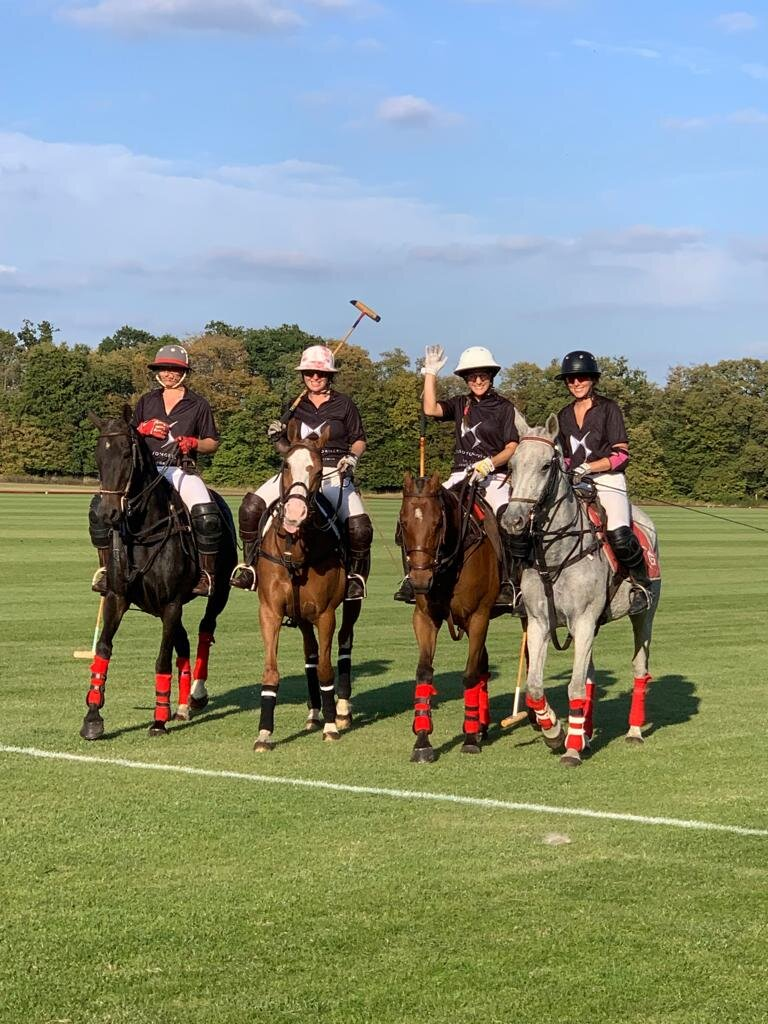 DS STORE SAINT-MAXIMIN POLO TEAM QUALIFIES FOR THE FINAL AGAINST MAISON DECALE