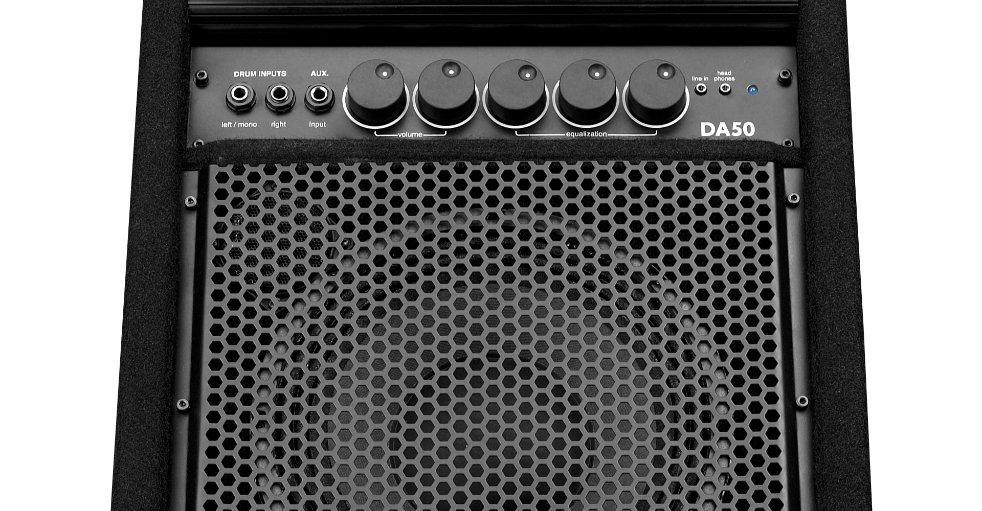 Simmons DA50 Drum Amplifier