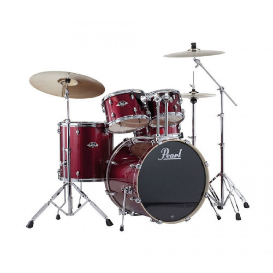 New Pearl Drum Set Kit