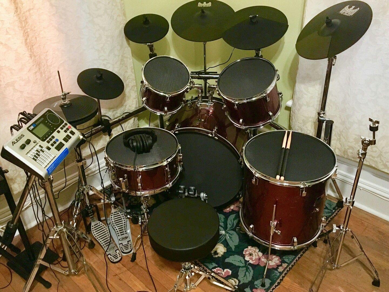 Prism RR Heads Acoustic Conversion
