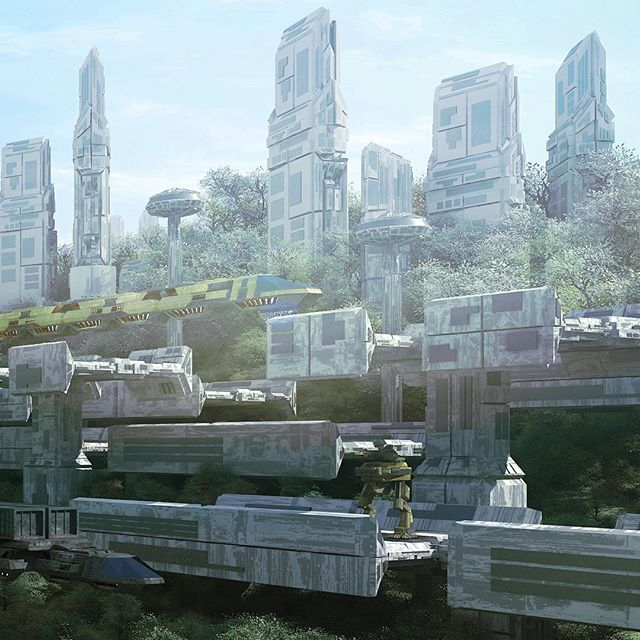 The #future might be #incredible . #AI might help us solve all our #problems and make #Earth a better place, a #paradise even. 3/3