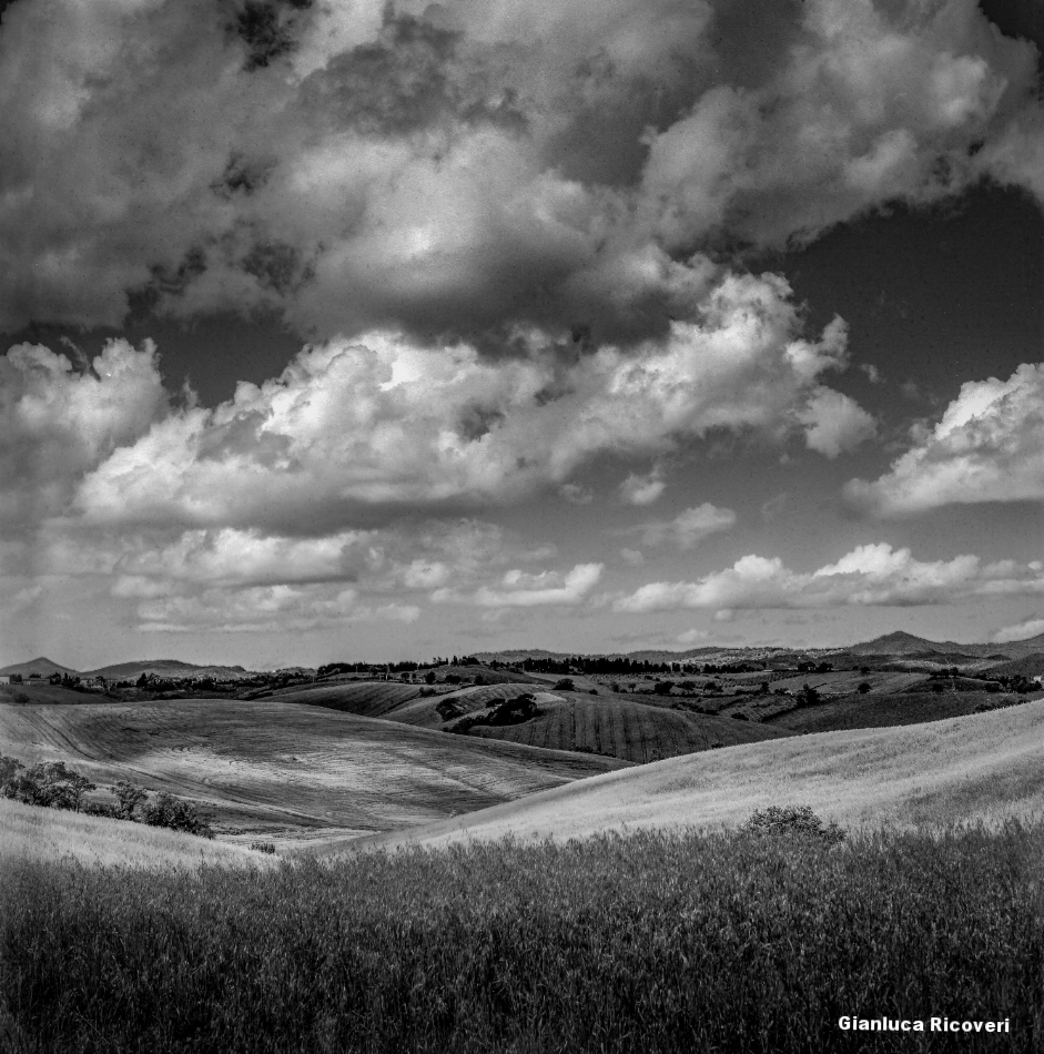 Tuscany's Hills  analogical view # 2