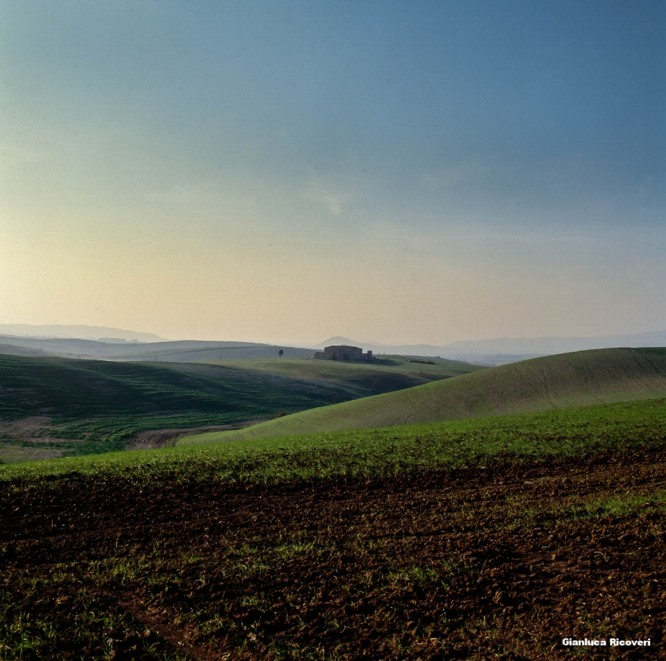Tuscany's hills in Colours # 3