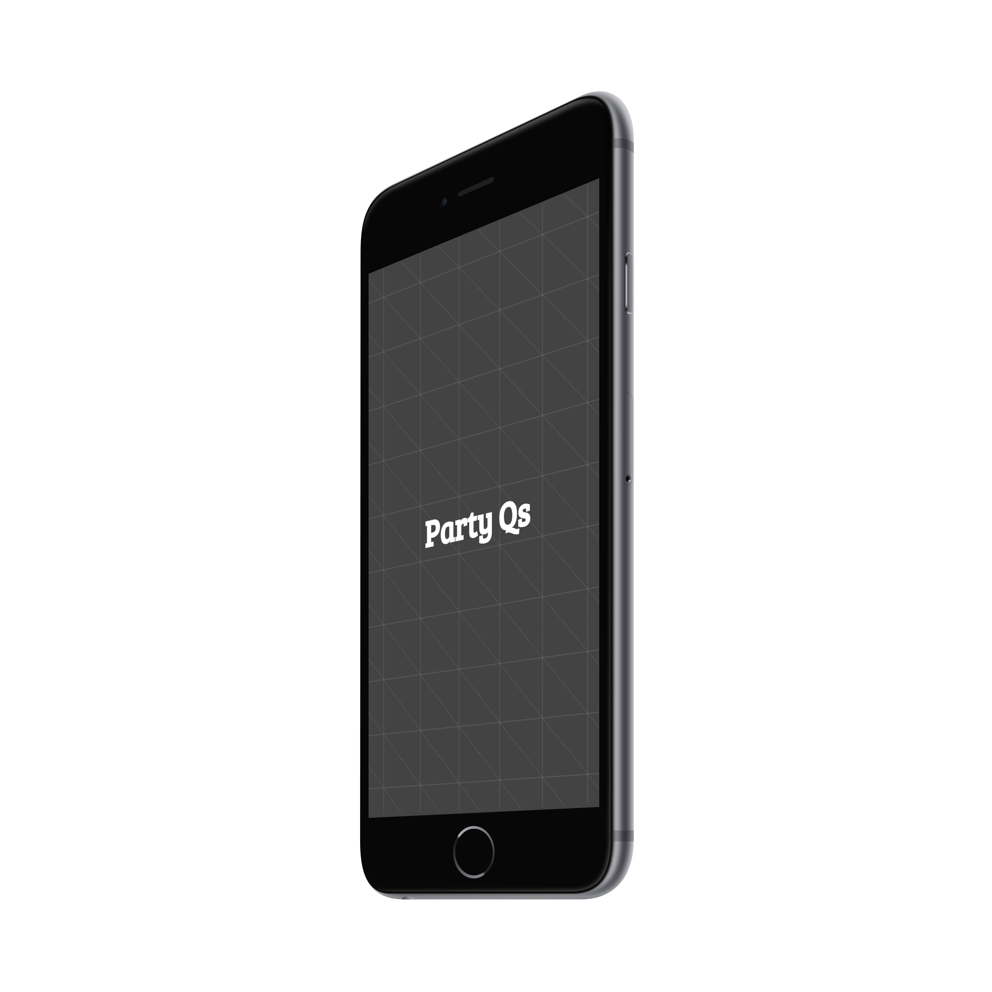 Party Qs Launch Screen_iphone6plus_spacegrey_side2.png