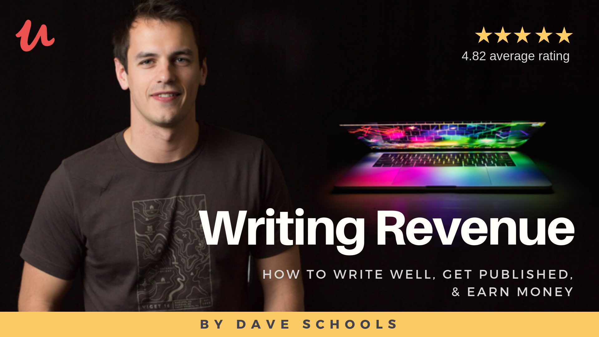 In 30 video lessons,  Writing Revenue  will teach you how to build an audience, pitch major publications, and earn substantial revenue as a writer.