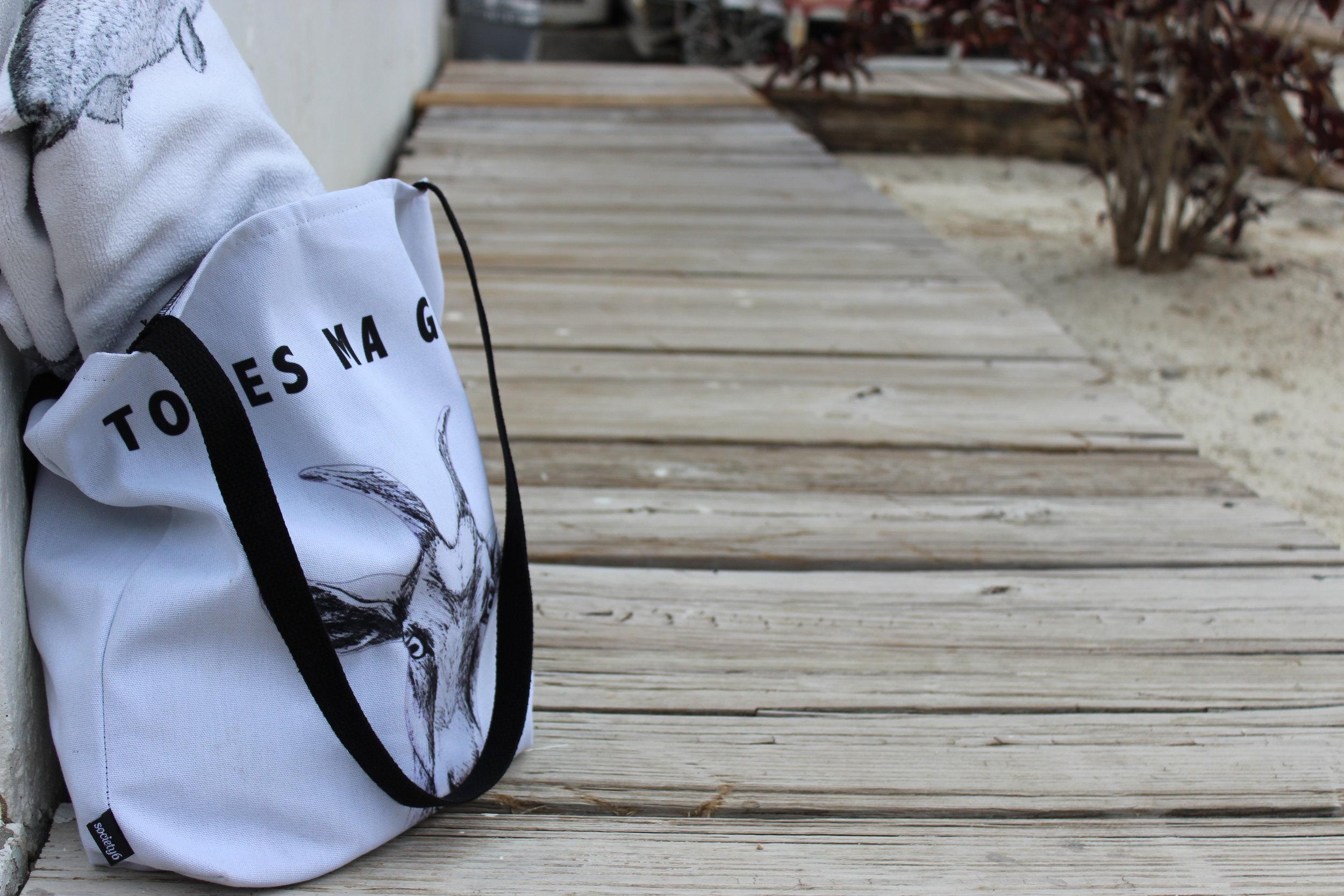 Totes Ma Goats Bag