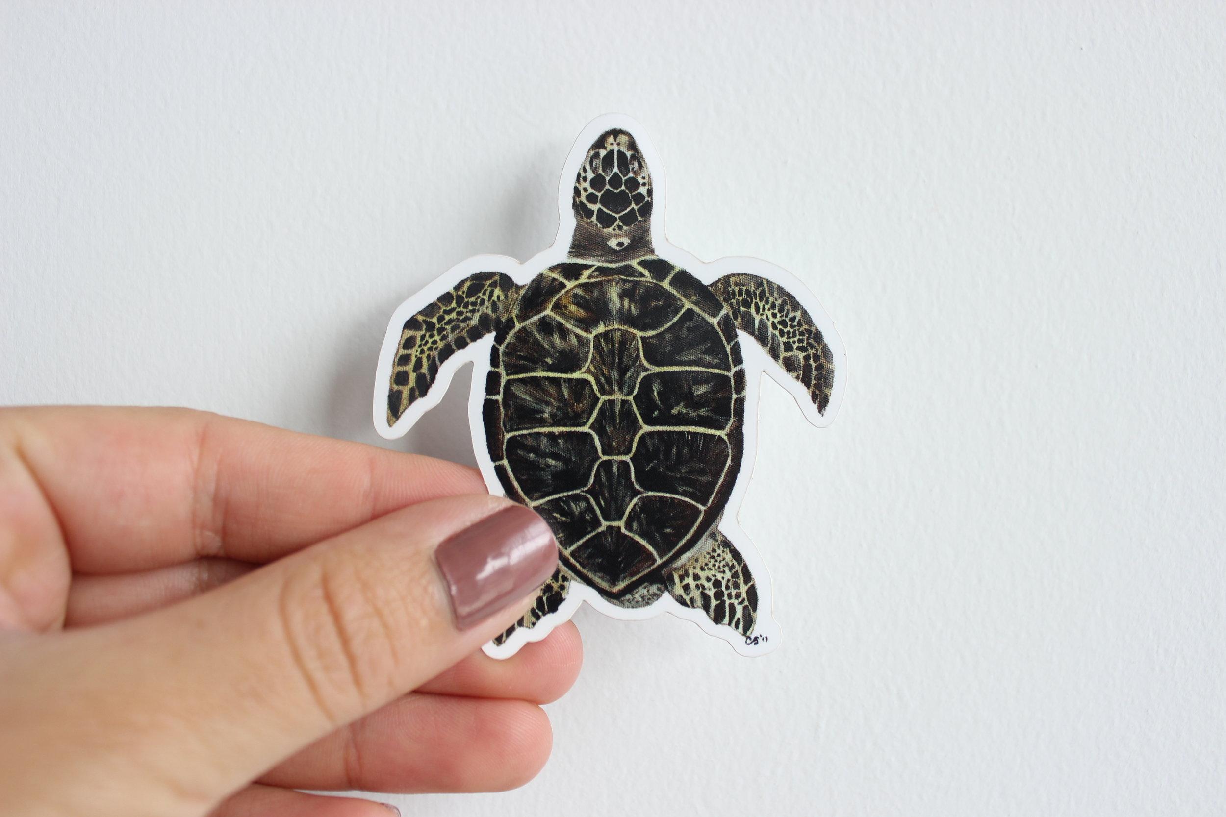 Spot Sticker/Magnet