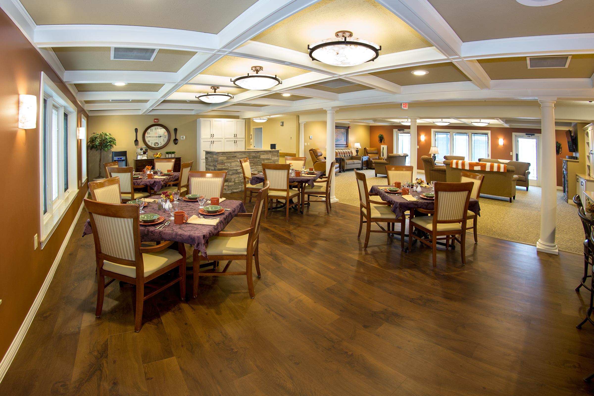Riverside Lodge Retirement Center