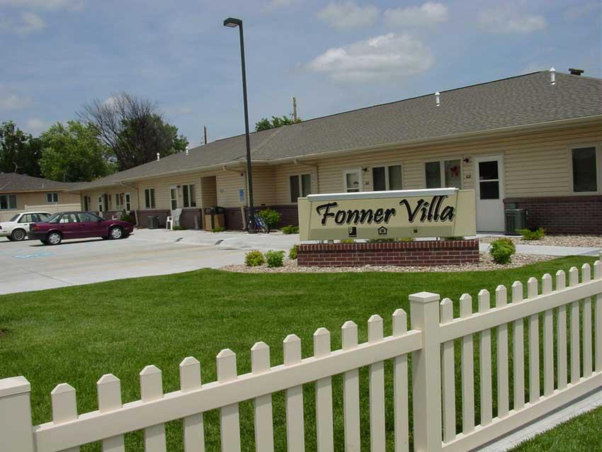 Goodwill Fonner View Apartments