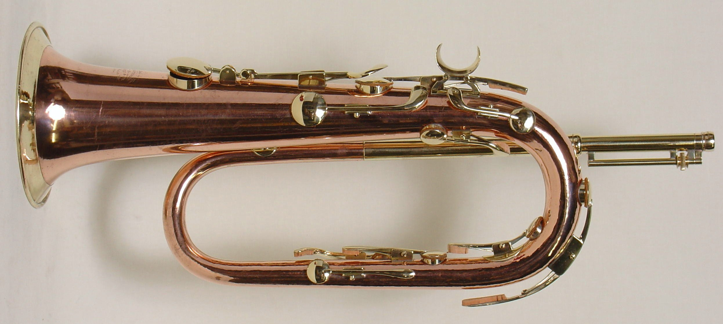 Wright for Graves Keyed Bugle