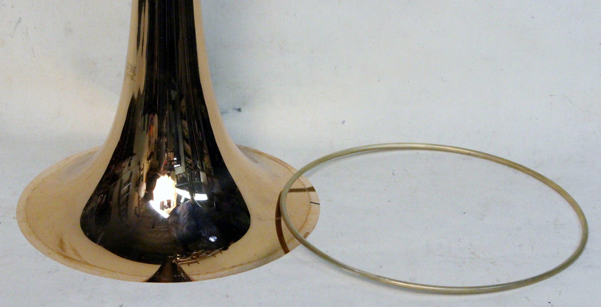 Replacing Bell Rims