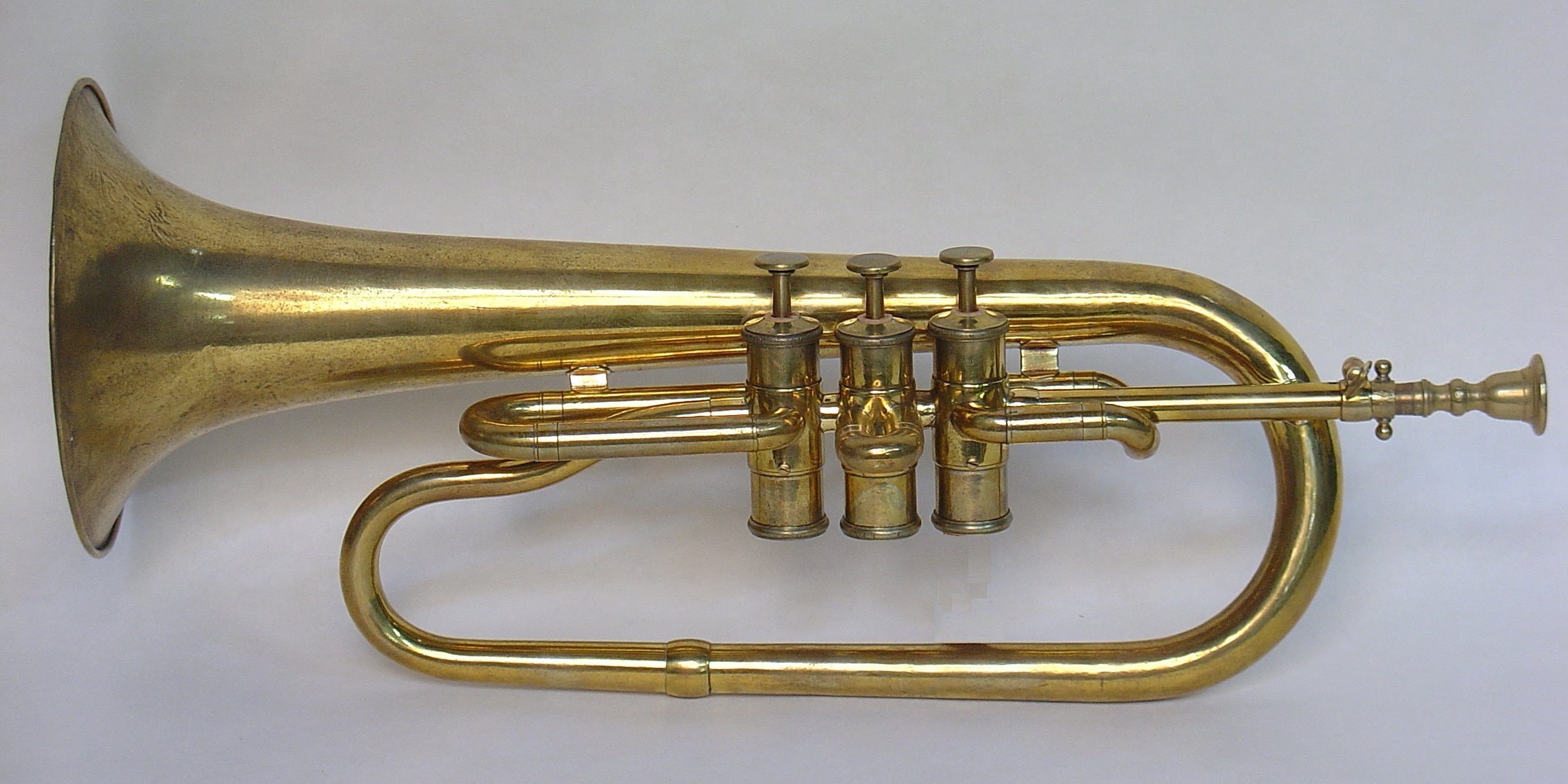 1840s Saxhorn, Paris and New Orleans