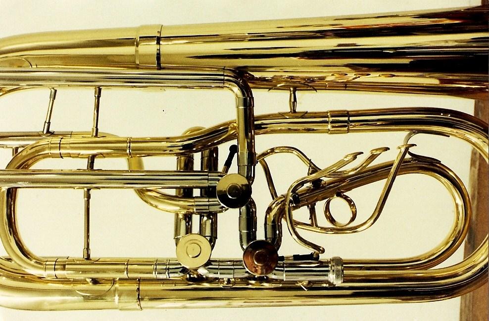 Contrabass Trombones Eb — Robb Stewart Brass Instruments