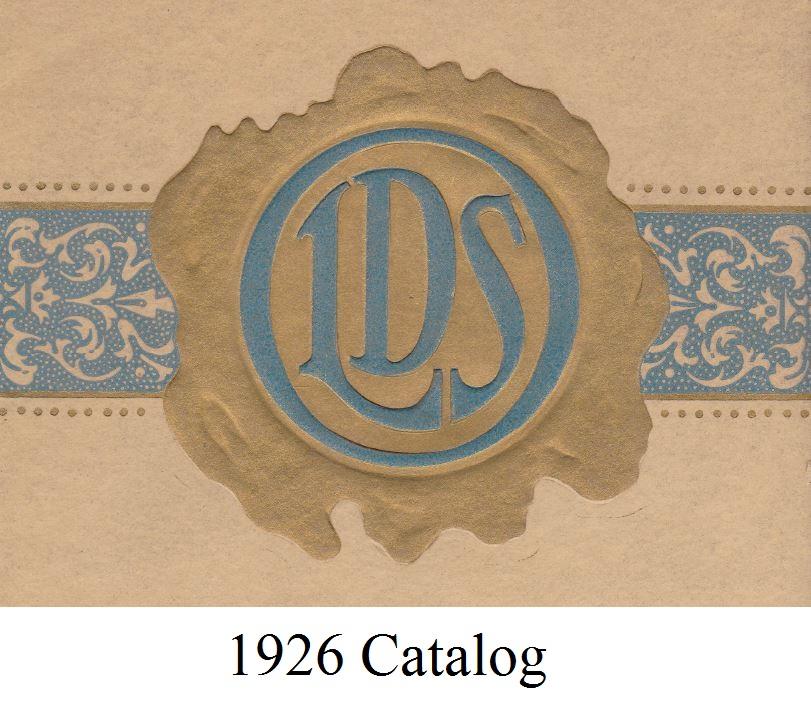 Olds 1926 Catalog