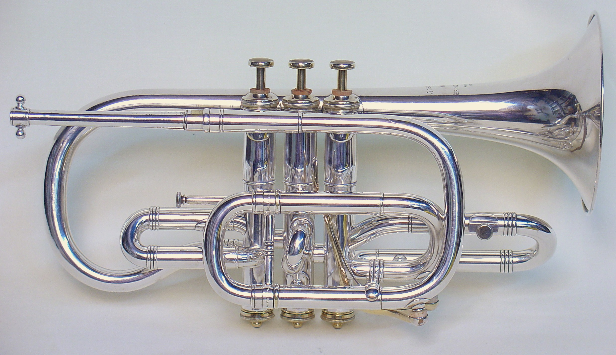 Cornets by Heald and Hutchins
