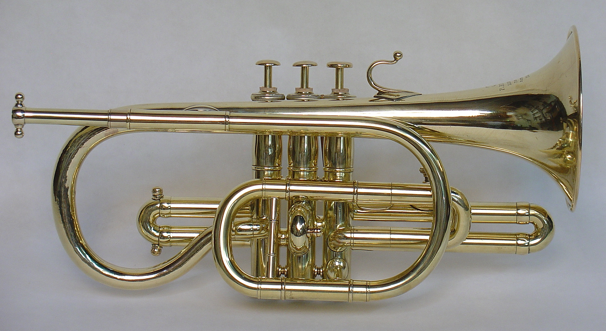 Besson Cornets from the 1850s