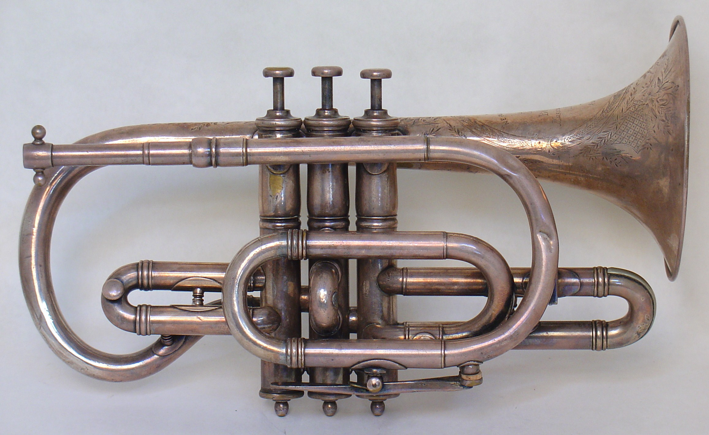 Early Two and Three Star Cornets