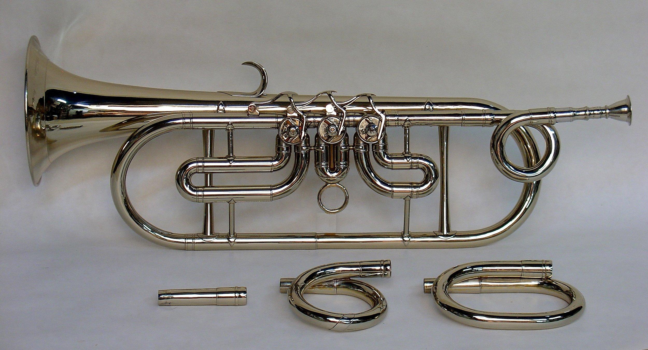 Orchestra Cornet in C