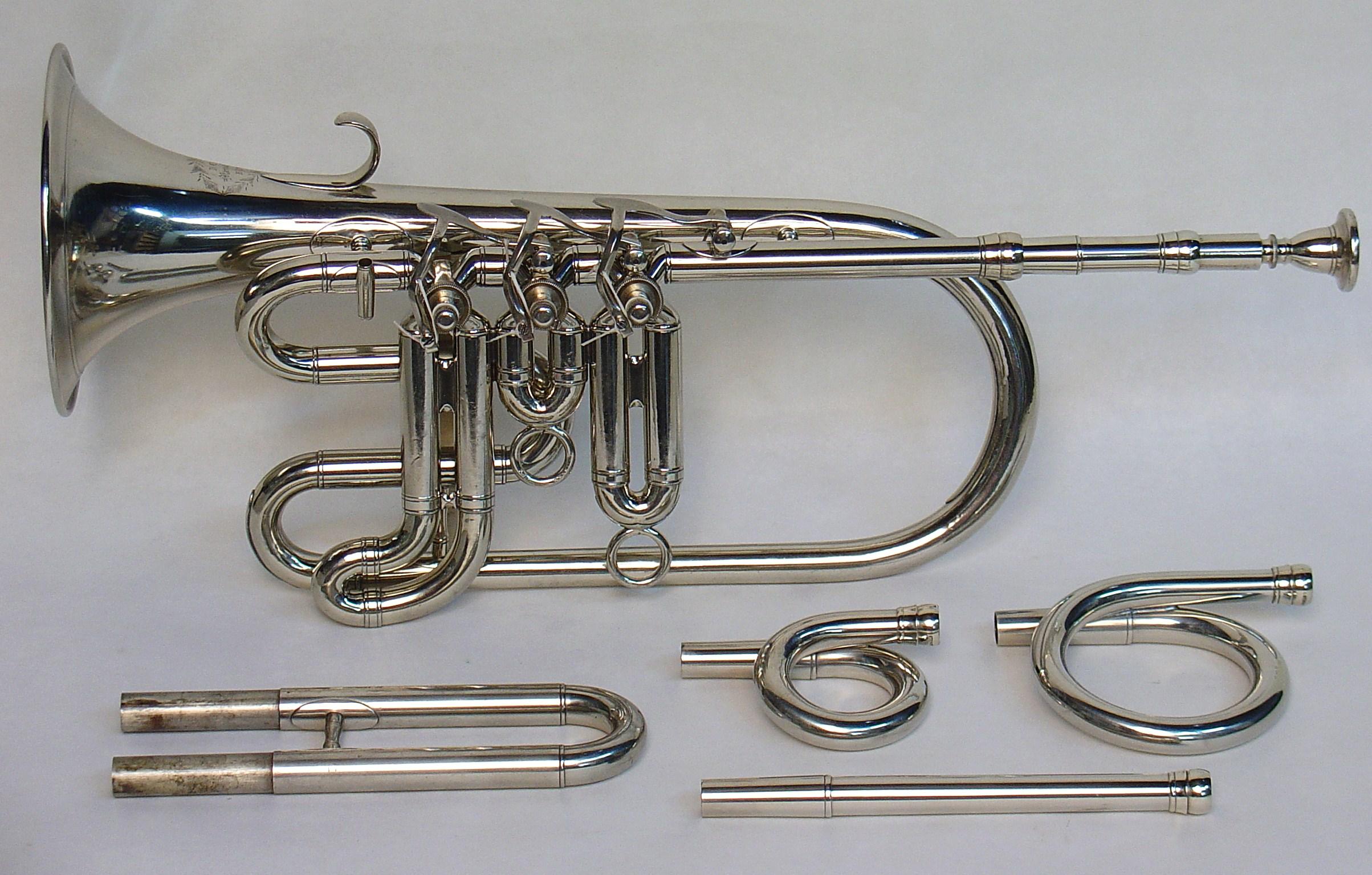 D.C. Hall Orchestra Cornet