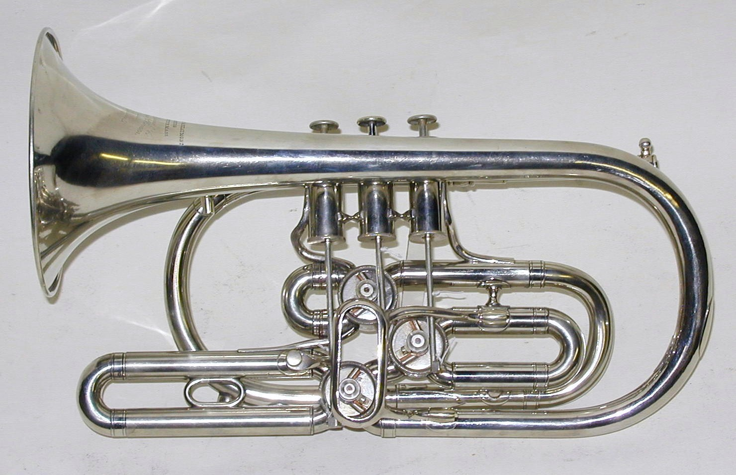 Cornet Made by McFadden & Beaumont