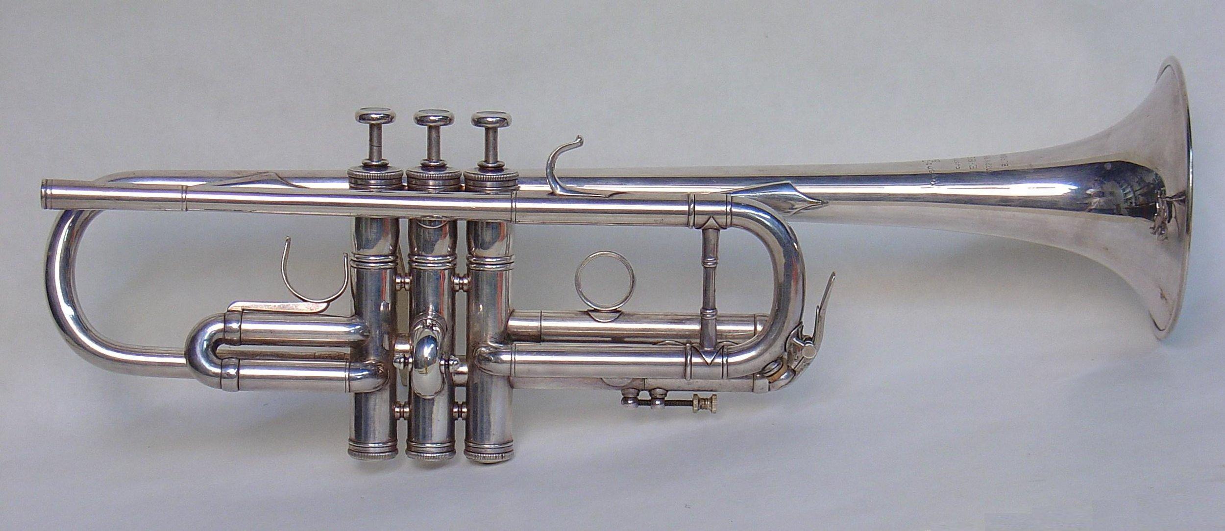 Bernie Adalstien's Benge C Trumpet