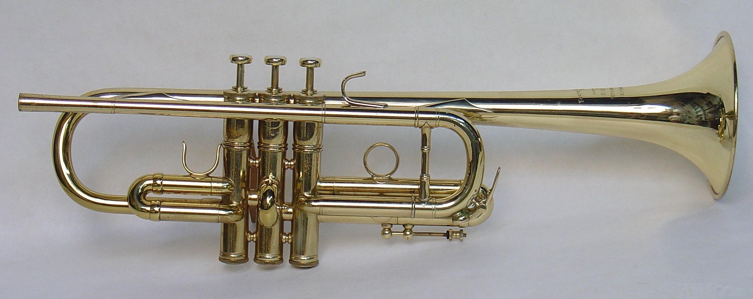 Bob DiVall's Benge C Trumpet