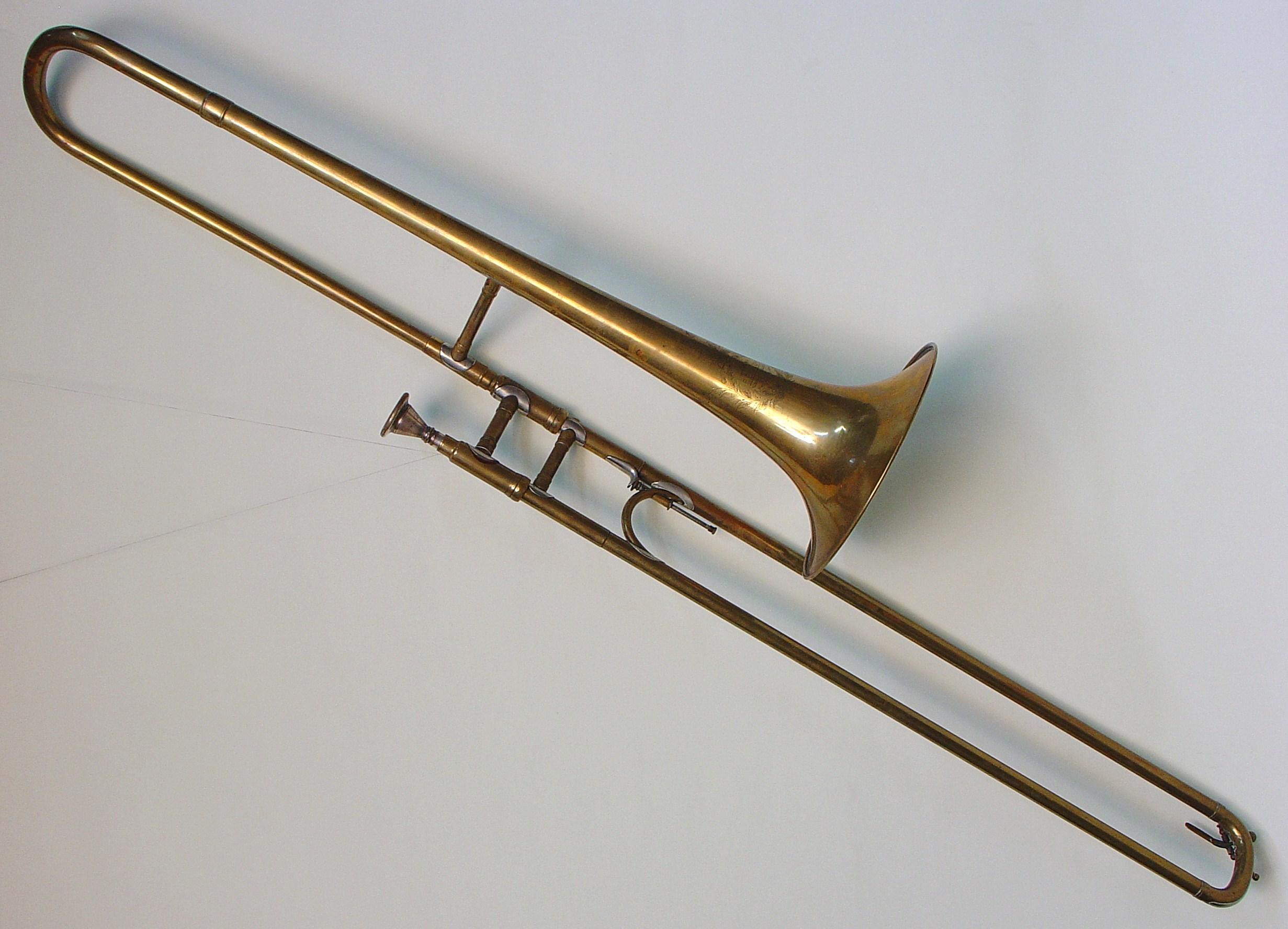 Early Olds Trombones